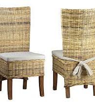 Kerajinan Furniture Kursi Rotan Sintetis