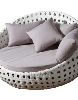 Kursi Sofa Tamu Furniture Rotan Sintetis