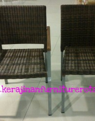 Jual Kursi Makan Cafe Furniture Rotan