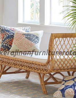 Sofa rotan minimalis export furniture rotan indoor modern