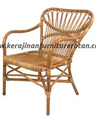 Kursi teras rotan export furniture rotan minimalis terbaik