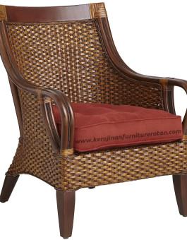Kursi rotan jadul export furniture rotan klasik