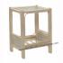 Meja rotan export minimalis furniture rotan modern terbaru
