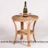 Meja teras rotan export mini furniture rotan jepara