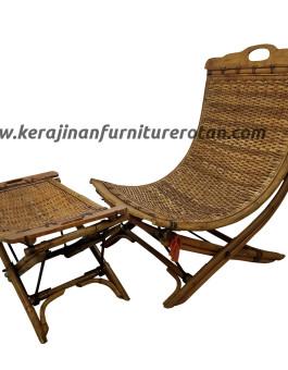Set kursi rotan santai export terbaru furniture rotan minimalis