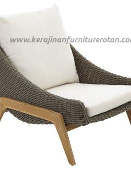 Kursi rotan garden export furniture rotan vintage