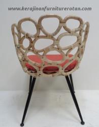 Kursi rotan modern export furniture rotan minimalis