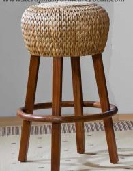 Bar stools rotan export kursi rotan modern