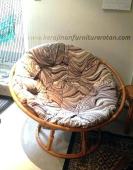Kursi santai rotan vintage export terbaru furniture rotan minimalis