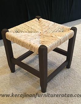 Meja hias rotan export furniture rotan modern