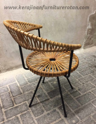 Kursi tamu rotan modern export terbaru furniture rotan minimalis