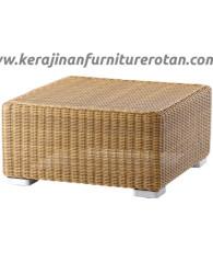 Kursi rotan natural gold export furniture rotan modern