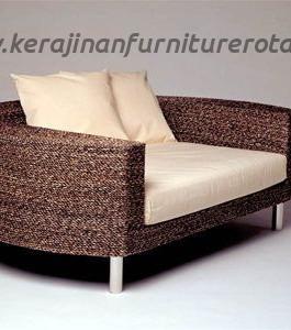 Sofa kayu rotan modern export furniture minimalis rotan