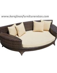 Sofa rotan minimalis export furniture rotan jumbo